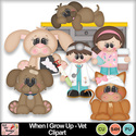 When_i_grow_up_vet_clipart_small