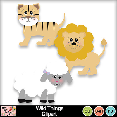 Wild_things_clipart_preview