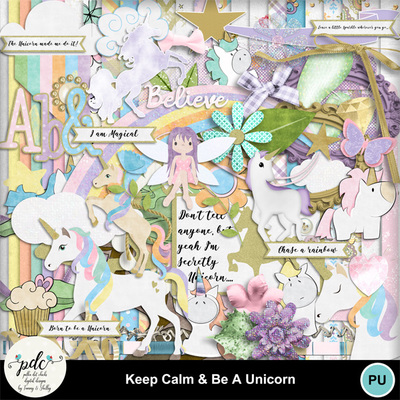 Keepcalmunicorn-kit