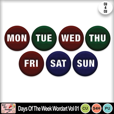 Days_of_the_week_wordart_vol_01_preview
