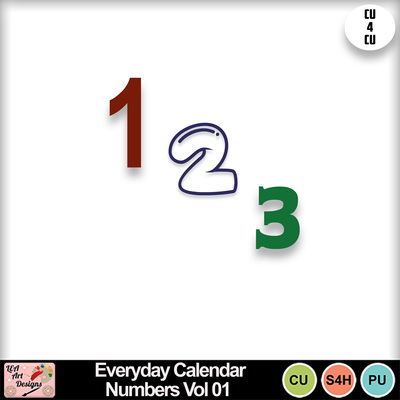 Everyday_calendar_numbers_vol_01_preview