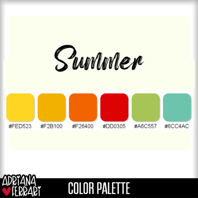 Colors-summer