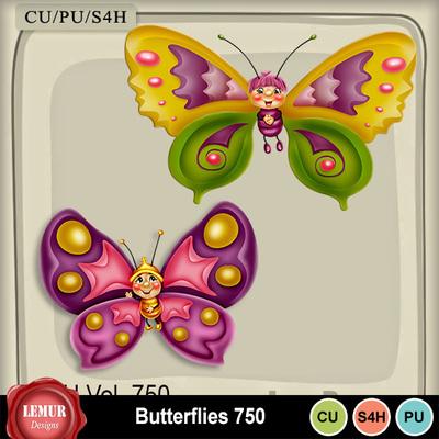 Butterflies750