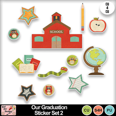 Our_graduation_sticker_set_2_preview