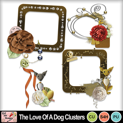 The_love_of_a_dog_clusters_preview