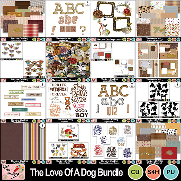 The_love_of_a_dog_bundle_preview