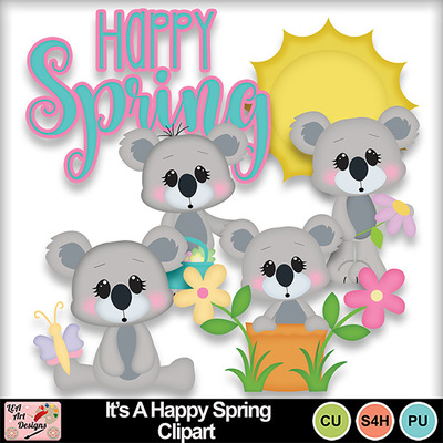 It_s_a_happy_spring_clipart_preview