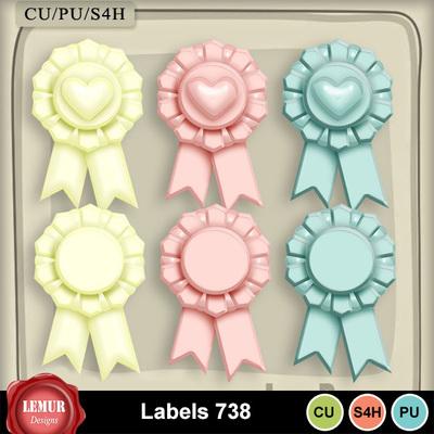 Labels738