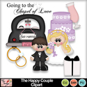 The_happy_couple_clipart_preview_small