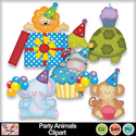 Party_animals_clipart_preview_small