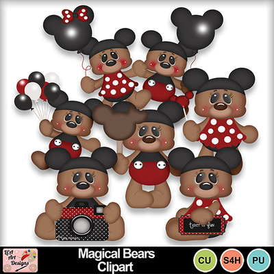 Magical_bears_clipart_preview