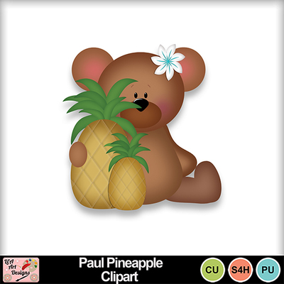 Paul_pineapple_clipart_preview