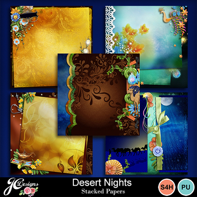 Desert-nights-stacked-papers
