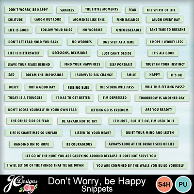 Don_t-worry-be-happy-snippets