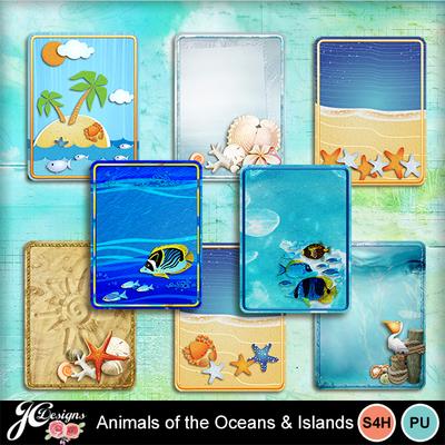 Oceans___islands_journal_cards