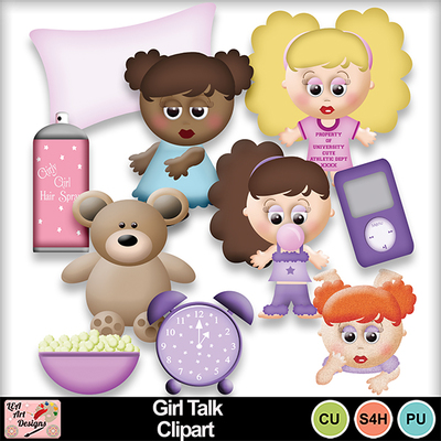 Girl_talk_clipart_preview