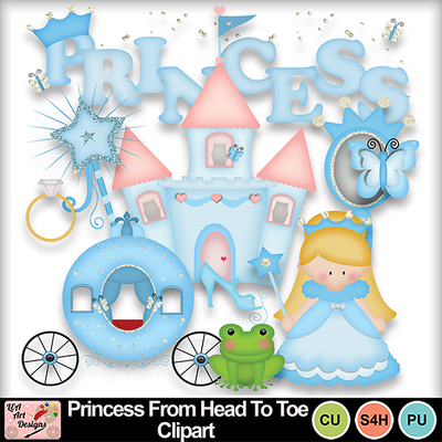 Princess_from_head_to_toe_clipart_preview