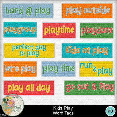 Kidsplay_wordtags