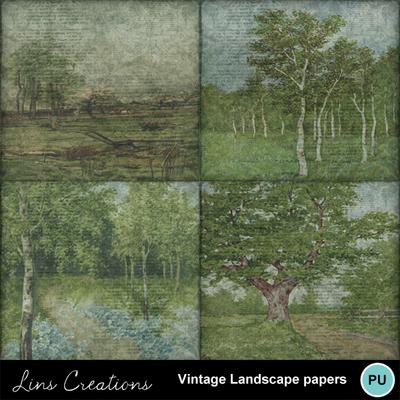 Vintagelandscapepapers