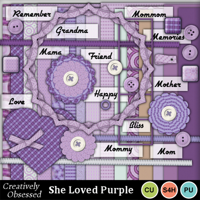 Shelovedpurple