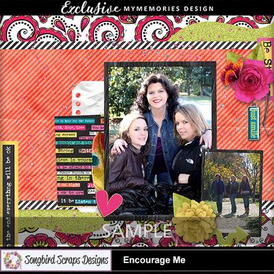 Encourage_me_sample_layout