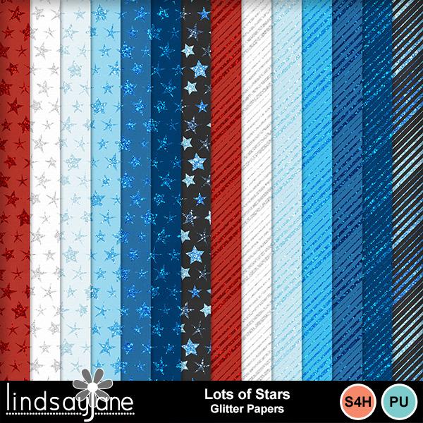 Lotsofstars_glitterpprs1_small