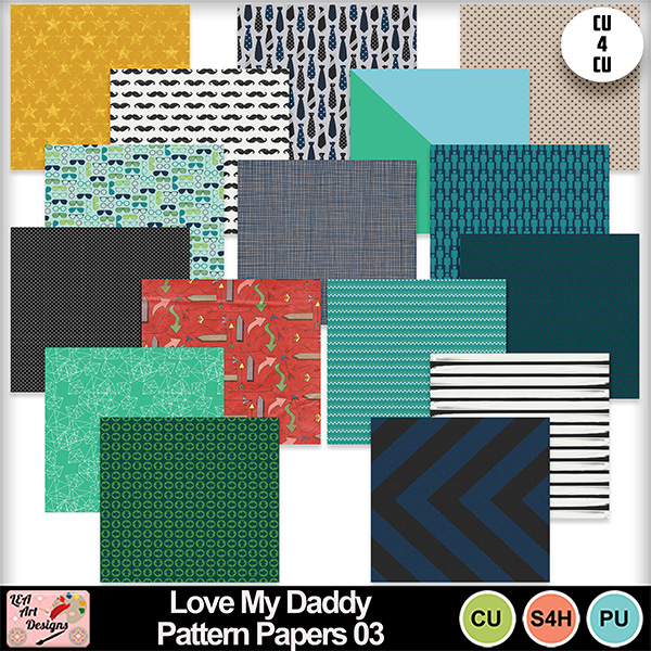Love_my_daddy_pattern_papers_03_preview_small