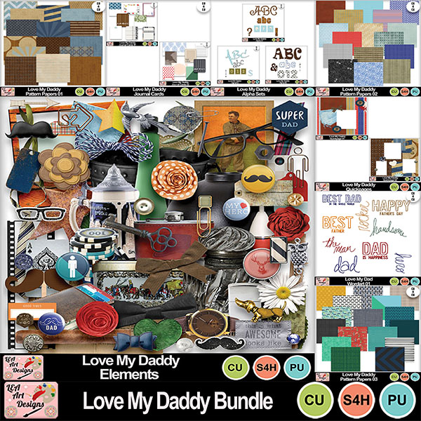 Love_my_daddy_bundle_preview