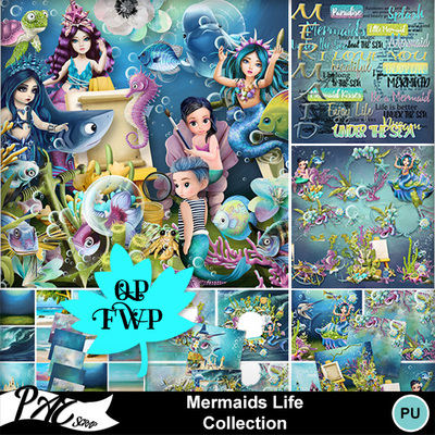 Patsscrap_mermaids_life_pv_collection