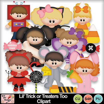 Lil__trick_or_treaters_too_clipart_preview