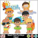 Beach_time_fun_boys_clipart_preview_small