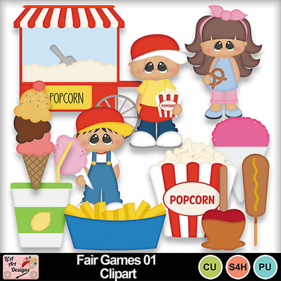 Fair_games_01_clipart_preview