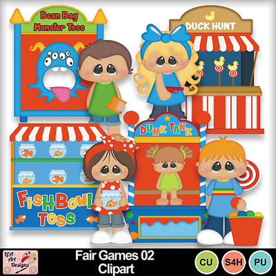 Fair_games_02_clipart_preview