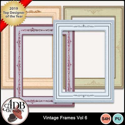 Vintage_frames_vol6
