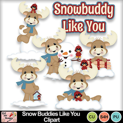 Snow_buddies_like_you_clipart_preview