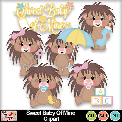 Sweet_baby_of_mine_clipart_preview
