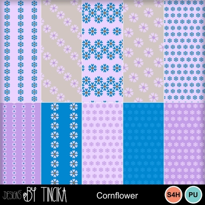Cornflower_paper_pack_-_mms