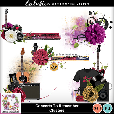Concerts_to_remember_clusters