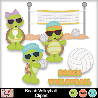 Beach_volleyball_clipart_preview