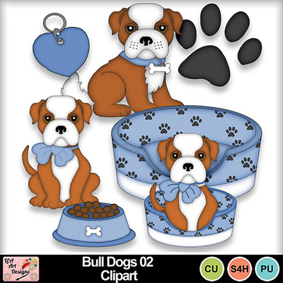 Bull_dogs_02_clipart_preview