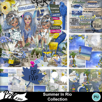 Patsscrap_summer_in_rio_pv_collection