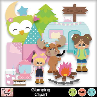 Glamping_clipart_preview