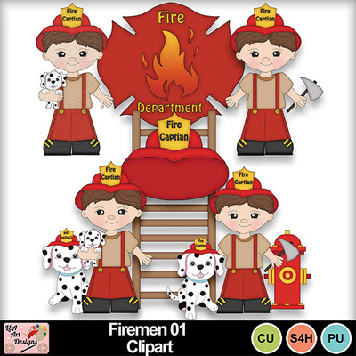 Firemen_01_clipart_preview