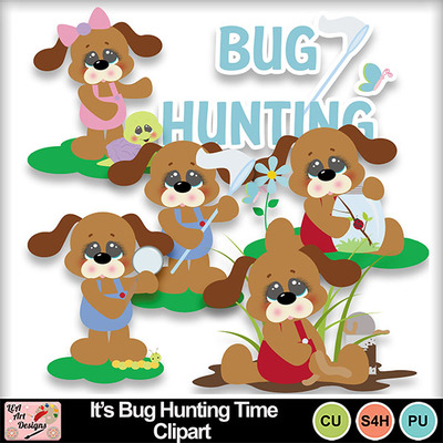 It_s_bug_hunting_time_clipart_preview