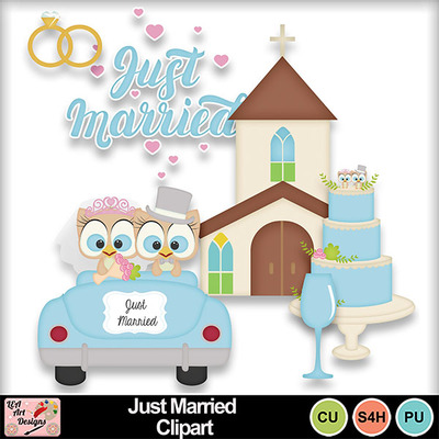 Just_married_clipart_preview