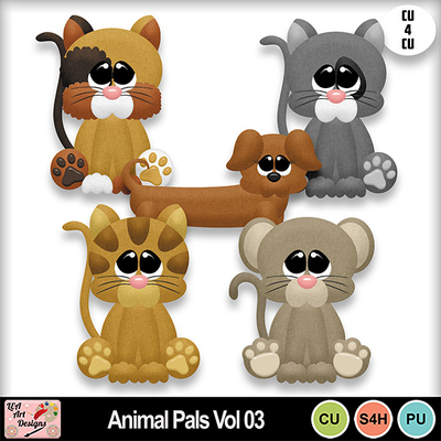 Animal_pals_vol_03_preview