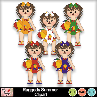 Raggedy_summer_clipart_preview