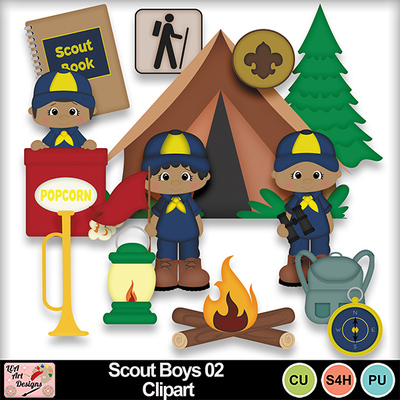 Scout_boys_02_clipart_preview