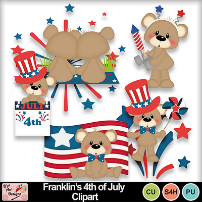 Franklin_s_4th_of_july_clipart_preview