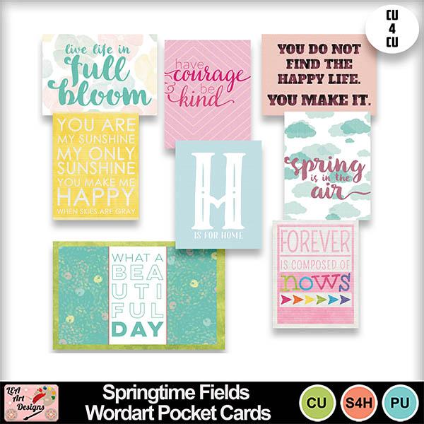 Springtime_fields_wordart_pocket_cards_preview
